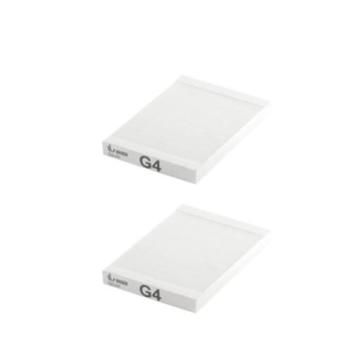 Zestaw filtrów 2 x G4 do rekuperatora D150 EP II