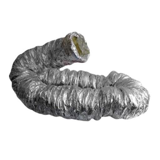 Przewód wentylacyjny TermoFlex (do150°C)