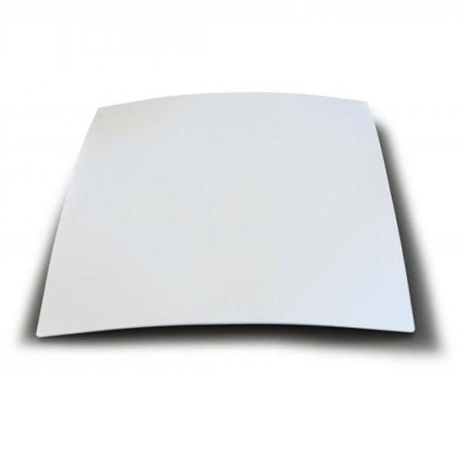 Osłona ścienna / sufitowa - kwadratowa