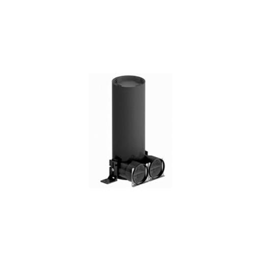 Skrzynka rozprężna TVA-P 75, DN 125, wys. 385 mm